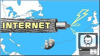 How the Internet Crossed the Sea   Nostalgia Nerd