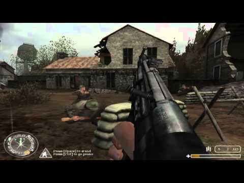 Call of Duty: United Offensive - Russian Campaign - Mission 10