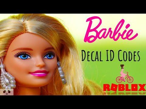 Roblox Barbie Deal ID Codes
