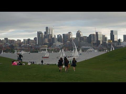 Seattle In 4K (UHD)