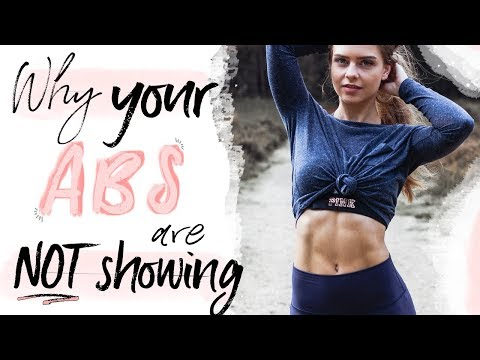 WHY YOUR ABS ARE NOT SHOWING | TRAINING TIP TUESDAY #1