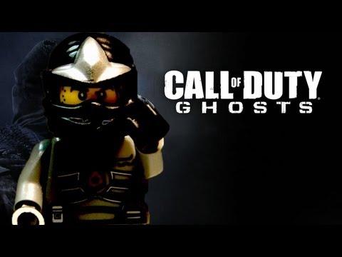 LEGO Call of Duty Ghosts Trailer