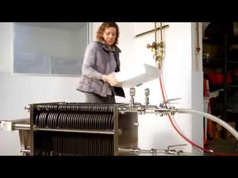 Scott Laboratories - Sheet Filter Setup and Usage