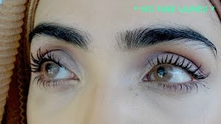 HOW TO GROW EYELASHES & EYEBROWS FAST!!! Guaranteed LONGER, THICKER & FULLER LASHES/BROWS) ~ Immy