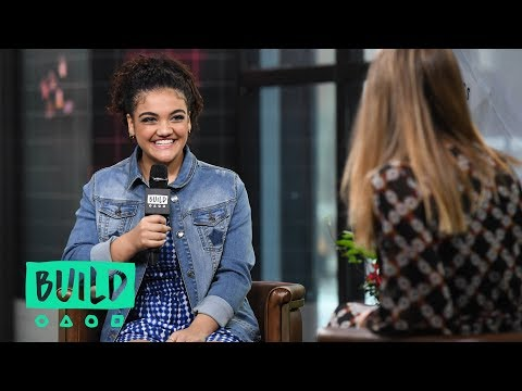 Laurie Hernandez Has A New Children's Book On The Way