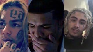 Rappers React to XXXTENTACION Death (ft. 6IX9INE, Lil Pump, J. Cole, Chris Brown & more)