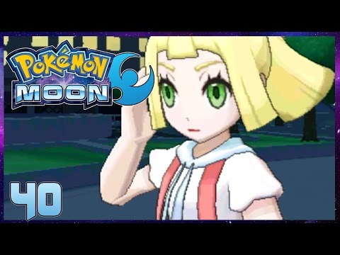 Pokemon Moon Part 40 MASTER BALL Gameplay Walkthrough ( Pokemon Sun Moon )