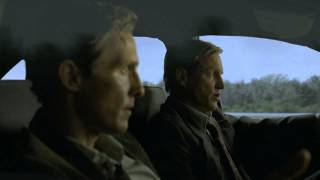 Download True Detective - Rust & Martin Car Conversation Scene (HD) Video