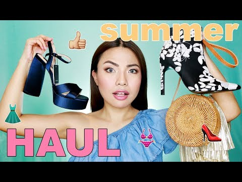 Pang SUMMER HAUL  (Swimsuit, BAGS, Clothes, ETC)