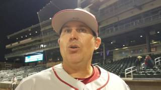 Alabama coach Greg Goff after win over UAB