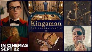 Kingsman: The Golden Circle | Official Trailer 2 | Fox Star India | September 22