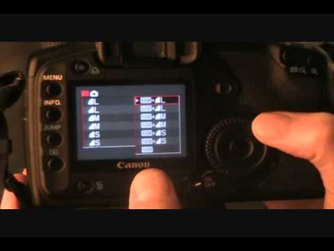 RAW vs. JPEG: How to Set It Right with a Canon 5d and Other Digital Cameras