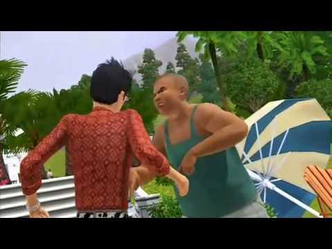The Sims 3 - Kim - Artistic Flirt