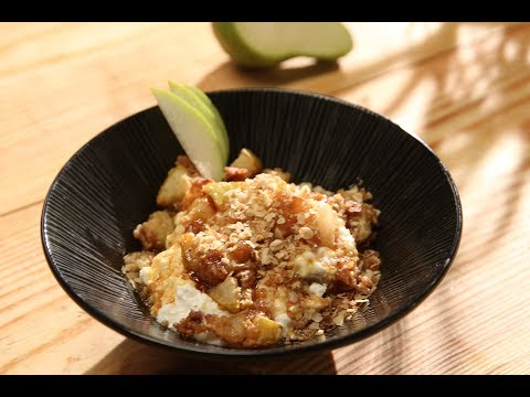Sunday Breakfast Pear   Pear Pairings   Sanjeev Kapoor Khazana