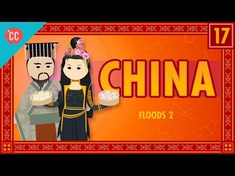 Yu the Engineer and Flood Stories from China: Crash Course World Mythology #17