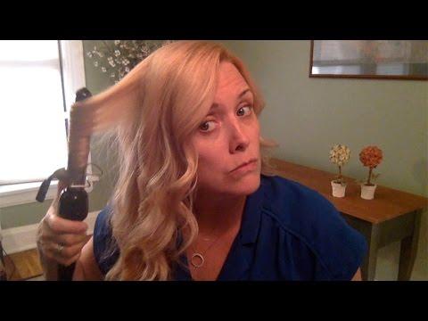 Create Spiral Curls in 10 minutes