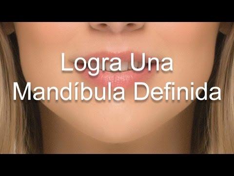 Logra Una Mandíbula Definida (Subliminal)