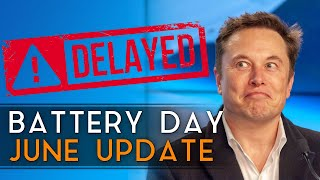 Tesla Battery Day DELAYED: New Date ANNOUNCED | EV Source Channel UPDATE