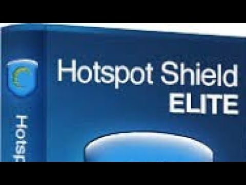 How to download and install HOTSPOT SHIELD ELITE with Unlimited VPN ( 100% working )