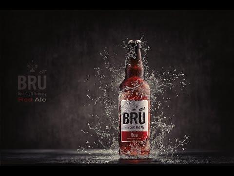 Beer Creative Retouching II Photoshop CC