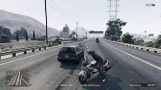 Grand Theft Auto V Rescue Mission