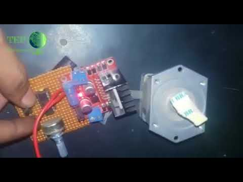 How to Control Stepper Motor with PIC Microcontroller