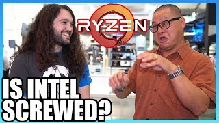 """Is Intel Actually Screwed?"" Ft. Gordon of PC World"