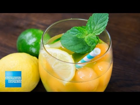 Melon Citrus Punch | Epic Everyday | American Express