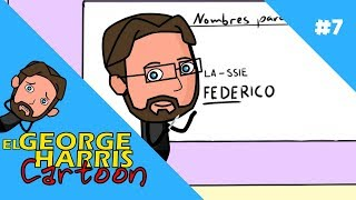 El George Harris Cartoon Ep 7 - Mi Amiga Estrella