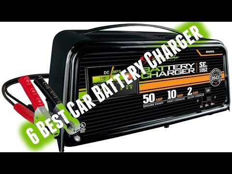Best Car Battery Charger 2017