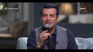 #x202b;صاحبة السعادة - أغنية ( ولا عمري ) لـ إيهاب توفيق لايف .. من ألحان وتوزيع حميد الشاعري#x202c;lrm;