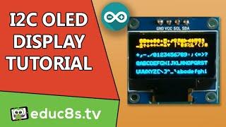 SSD1306 64×32 Pixel  49″ OLED ER-OLED0 49-1W Adafruit Arduino Library