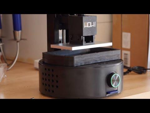 SparkMaker: The Revolutionary $300 SLA Printer ... That Doesn't Quite Work