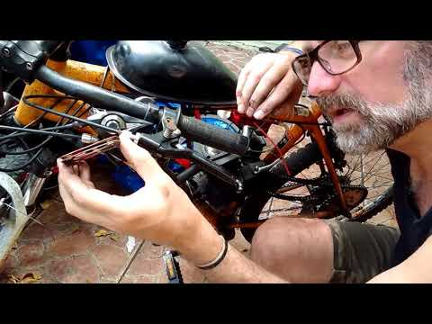 80cc Motor How To Increase Compression With .4mm Head Gasket