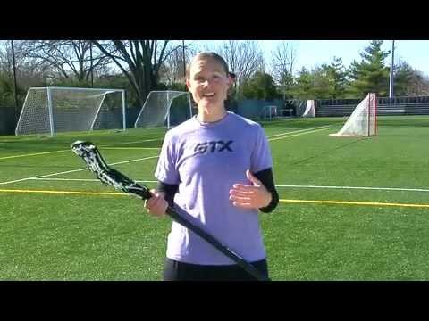 STX Women's Lacrosse - Stick Cradling with Jen Adams