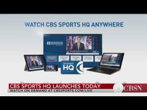 CBS Sports HQ launches today