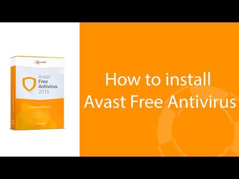 Avast Free Antivirus 2015: Your installation guide