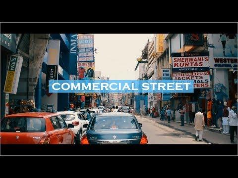 COMMERCIAL STREET BANGALORE..!