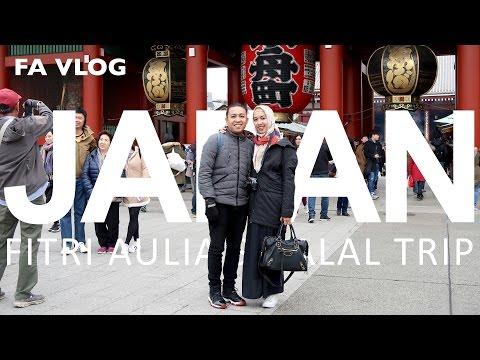 FA VLOG | HALAL TRIP KE JEPANG ! - ASAKUSA TO TOKYO SKYTREE (PART 1 OF 5)