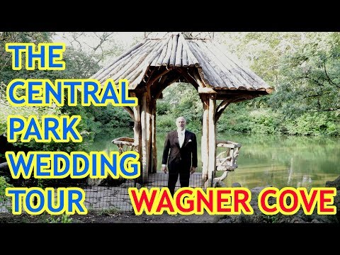 The Central Park Wedding Tour - Wagner Cove