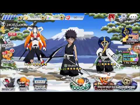 2# Bleach Brave Souls. How to change color in chat.
