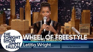 Wheel of Freestyle with Black Panther