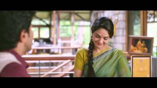 Vaayai Moodi Pesavum Tamil Movie | Dulquer Salman motivates Madhubala