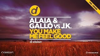 Alaia & Gallo vs J.K. - You Make Me Feel Good