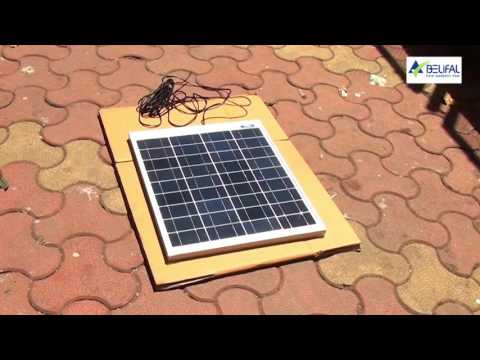 Belifal Solar Home Lighting System, Hindi For more info & price www.ledsolar.in