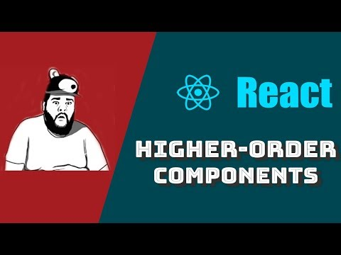 React Higher Order Components Tutorial