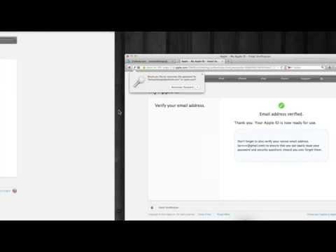 How to create an Apple ID/ iCloud without credit card