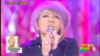 ミラクルひかる 倖田來未 愛のうた ものまね紅白歌合戦 2011.01.07