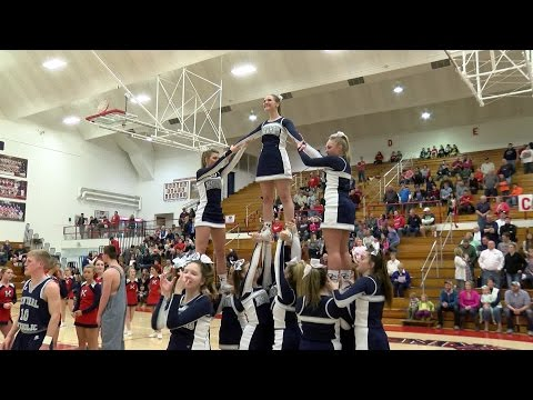 Central Catholic at Lewis Cass