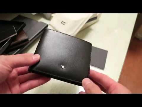 Mont Blanc 11cc Mens Bi-Fold Wallet - Review